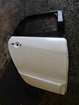 Renault Scenic MK3 2009-2016 Drivers OSR Rear Door White TEQNC