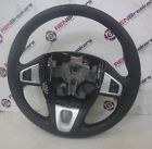 Renault Scenic MK3 2009-2016 Steering Wheel Cruise Control Silver Inserts