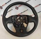 Renault Scenic MK3 2009-2016 Steering Wheel Plain Black 6074098