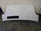 Renault Trafic 2001-2006 Front Bonnet White OD31