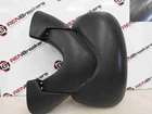 Renault Trafic 2001-2006 Passenger NS Wing Mirror Black Plain