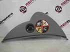Renault Twingo 2007-2011 Drivers OS Dashboard End Cap Trim
