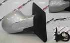 Renault Twingo 2007-2011 Drivers OS Wing Mirror Silver