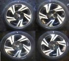 Renault Twingo 2011-2014 Alloy Wheels Set X4 15inch