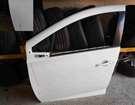 Renault Zoe 2012-2016 Passenger NSF Front Door White OV369 5dr