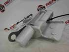 Renault Zoe 2012-2016 Passenger NSR Rear Door Hinges White OV369