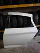 Renault Zoe 2012-2016 Passenger NSR Rear Door White OV369